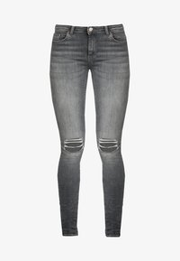 ONLY - ONLZALA - Jeans Skinny Fit - grey denim - 4