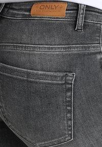 ONLY - ONLZALA - Jeans Skinny Fit - grey denim - 5