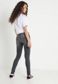 ONLY - ONLZALA - Jeans Skinny Fit - grey denim - 2