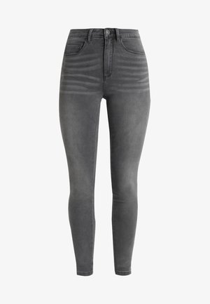 ONLROYAL HIGH  - Skinny džíny - dark grey denim