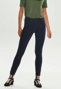 ONLY - KENDELL  - Jeansy Skinny Fit - dark blue denim - 0