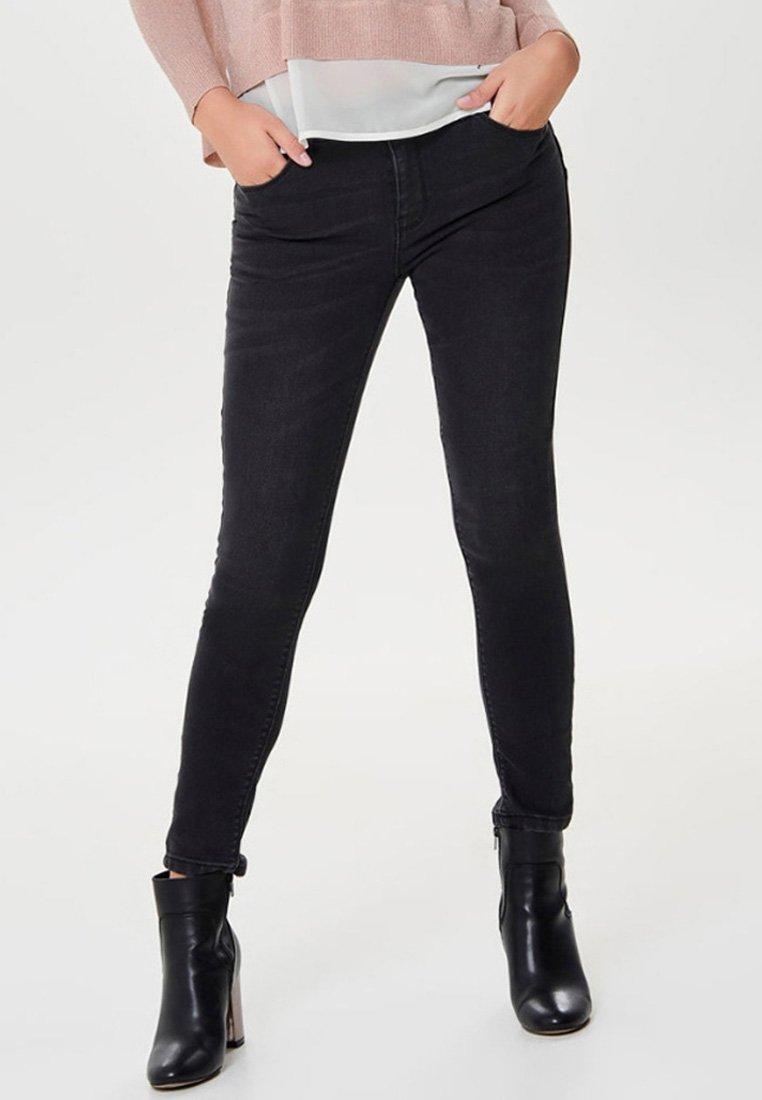 ONLY - DAISY  - Jeans Skinny Fit - dark grey denim