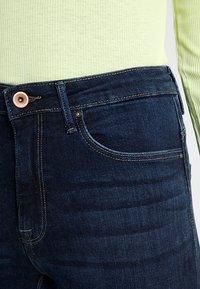ONLY - ONLPAOLA  - Jeans Skinny Fit - dark blue denim - 3