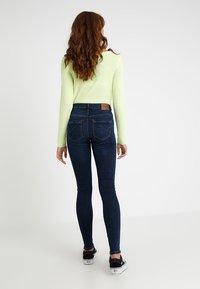 ONLY - ONLPAOLA  - Jeans Skinny Fit - dark blue denim - 2