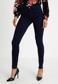 ONLY - ONLROYAL - Jeansy Skinny Fit - dark blue denim - 0