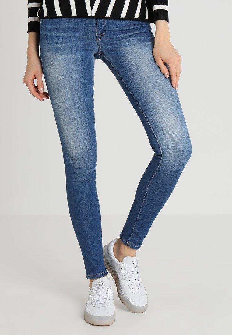 ONLY - ONLALBA REG - Jeans Skinny Fit - medium blue denim