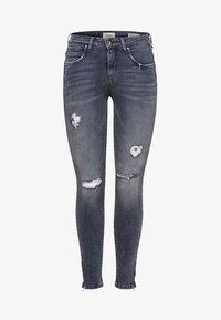 ONLY - Jeans Skinny Fit - grey denim - 5