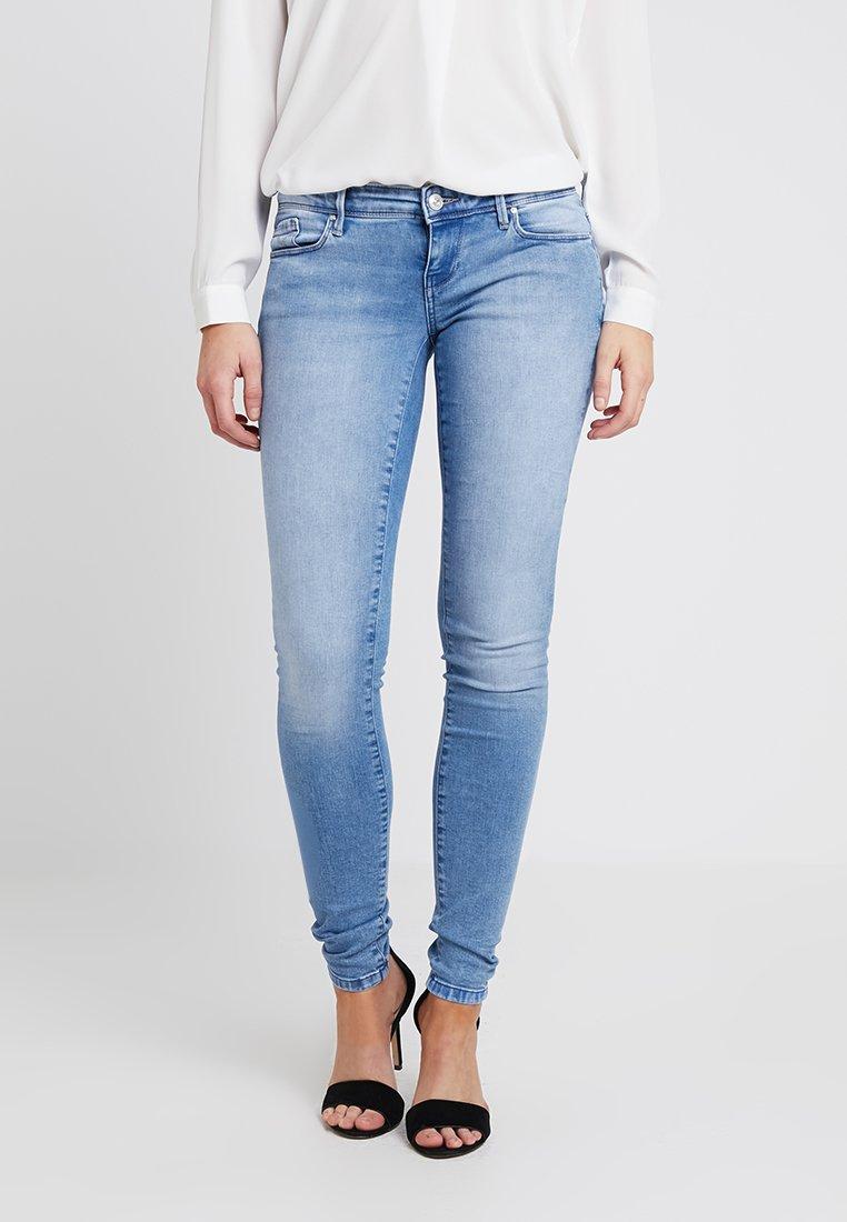 ONLY - ONLCORAL - Jeans Skinny Fit - light blue denim