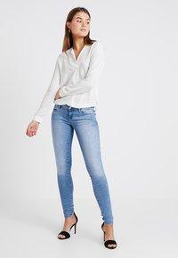 ONLY - ONLCORAL - Jeans Skinny Fit - light blue denim - 1