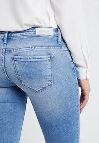 ONLY - ONLCORAL - Jeans Skinny Fit - light blue denim - 3