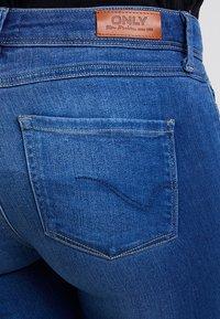 ONLY - ONLCARMEN LIFE - Jeans Skinny Fit - medium blue denim - 5