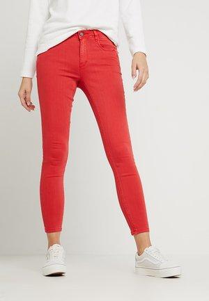 ONLBLAIR MID ANKLE PANT - Jeans Skinny Fit - bittersweet