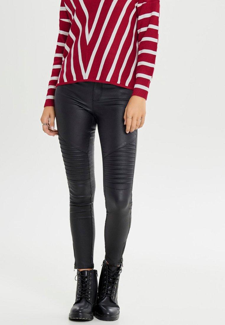 ONLY - ROYAL - Jeans Skinny Fit - black