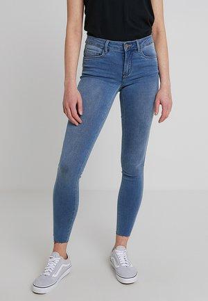 ONLRISK ROYAL REG JEANS - Jeans Skinny Fit - blue denim
