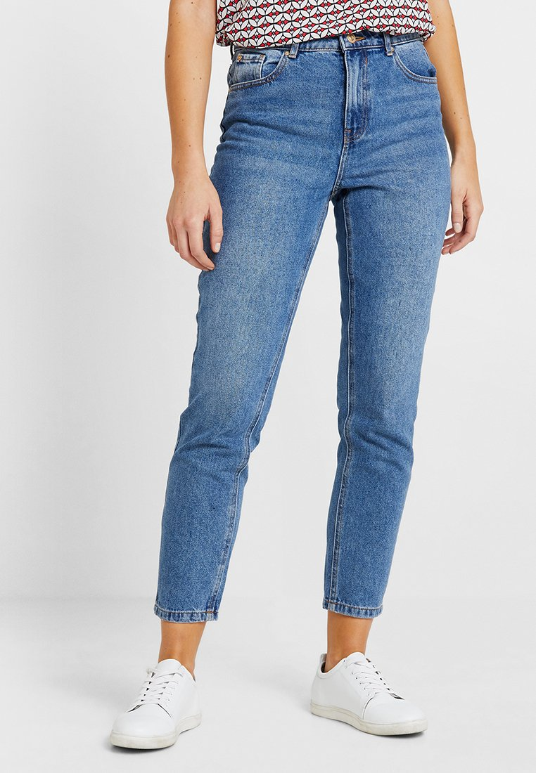 ONLY - ONLKELLY  - Jeans a sigaretta - light blue denim