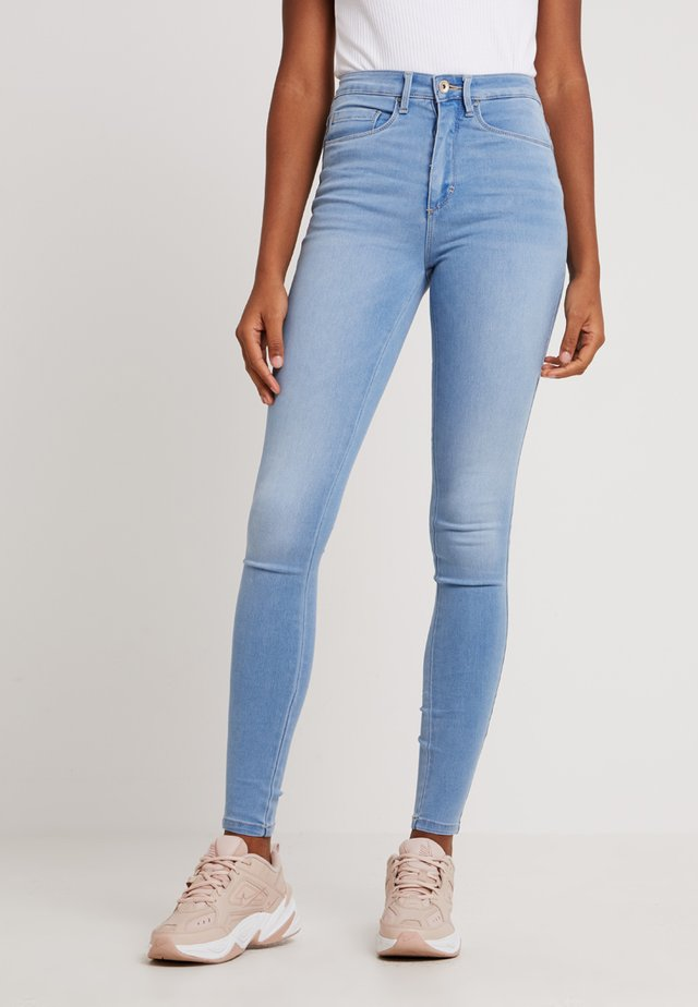 ONLROYAL - Jeansy Skinny Fit - light blue denim