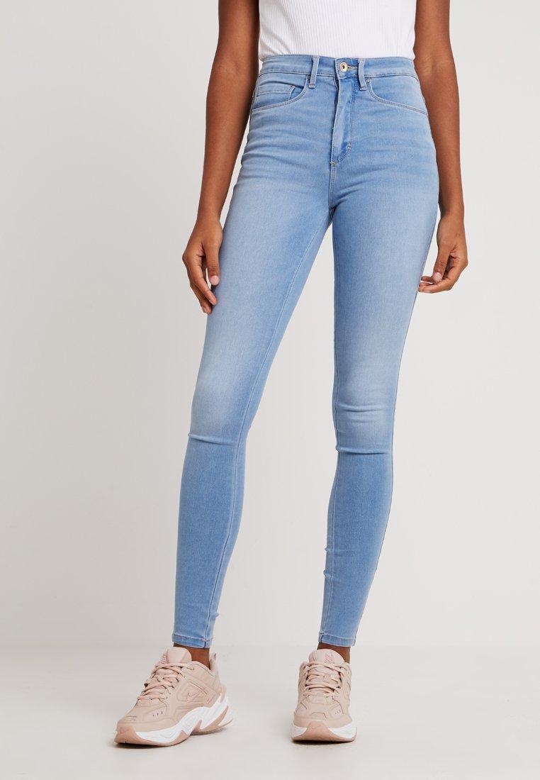 ONLY - ONLROYAL - Jeans Skinny Fit - light blue denim