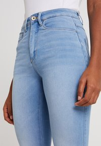 ONLY - ONLROYAL - Jeans Skinny Fit - light blue denim - 3