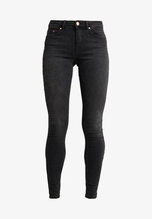 ONLZALA - Skinny džíny - black denim