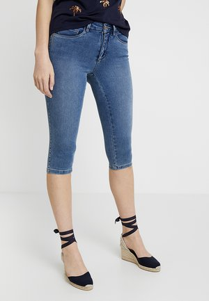 ONLROYAL KNICKERS - Shorts vaqueros - medium blue denim