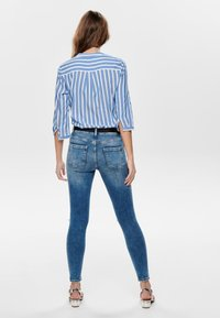 ONLY - Jeans Skinny Fit - medium blue denim - 2