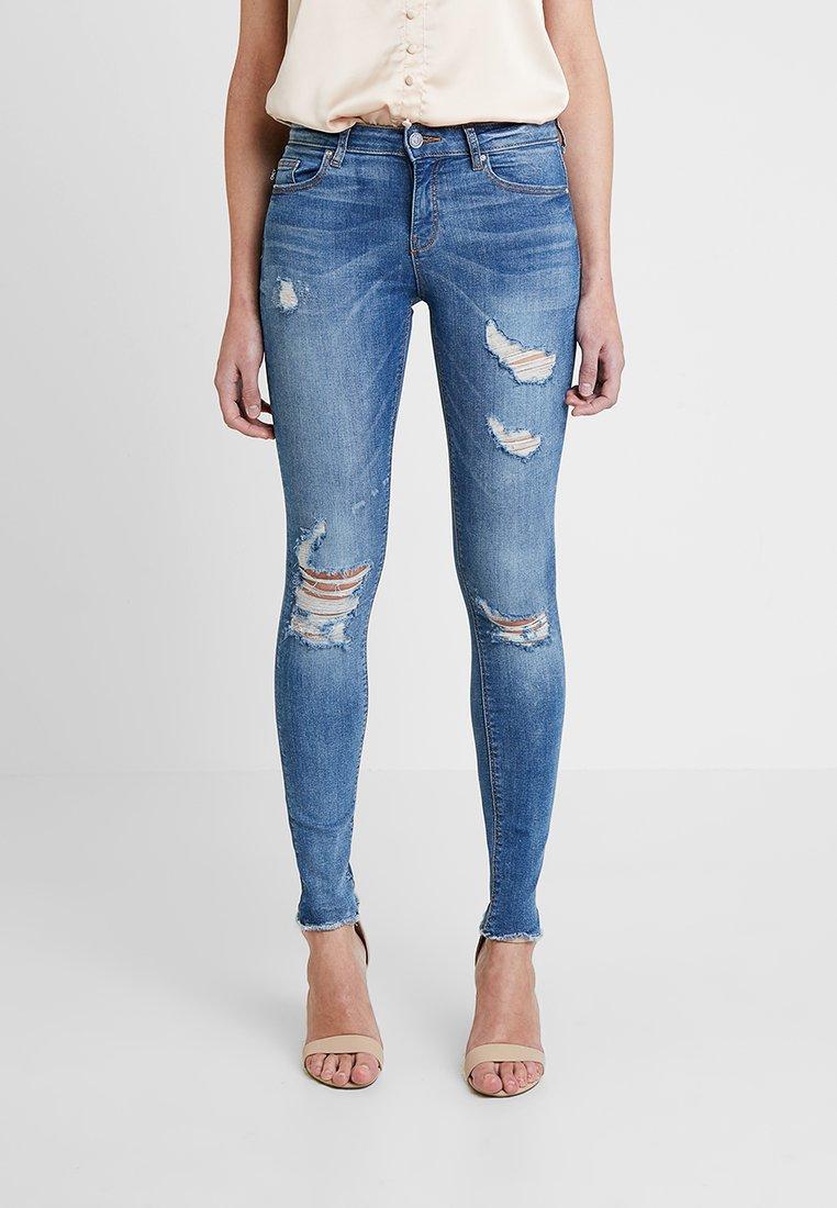 ONLY - ONLCARMEN REG  - Jeans Skinny Fit - light blue denim
