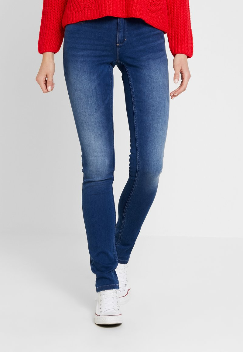 ONLY - ONLULTIMATE KING REG - Jeans Skinny Fit - medium blue denim