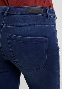 ONLY - ROYAL BIKER - Skinny džíny - dark blue denim - 3