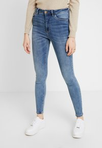 ONLY - ONLMILA - Jeans Skinny Fit - medium blue denim - 0