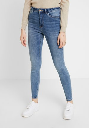 ONLMILA - Skinny džíny - medium blue denim