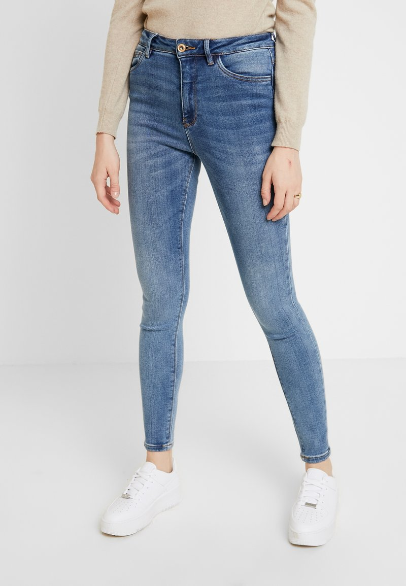 ONLY - ONLMILA - Jeans Skinny Fit - medium blue denim