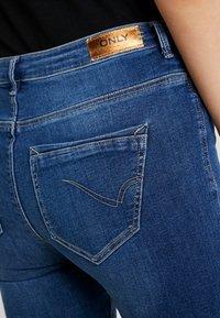 ONLY - ONLPAOLA - Jeans Skinny Fit - medium blue denim - 4