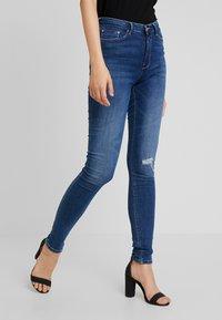 ONLY - ONLPAOLA - Jeans Skinny Fit - medium blue denim - 0