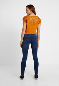 ONLY - ONLROYAL  - Skinny džíny - dark blue denim