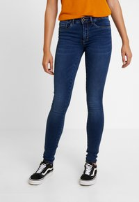 ONLY - ONLROYAL  - Skinny džíny - dark blue denim - 0