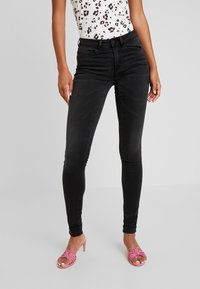 ONLY - ONLROYAL  - Jeans Skinny Fit - black denim - 0