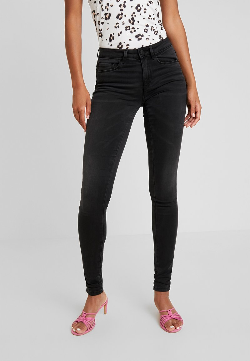 ONLY - ONLROYAL  - Skinny džíny - black denim
