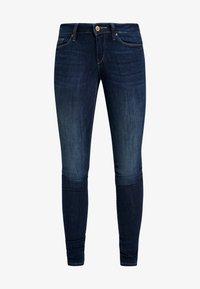 ONLY - ONLCORAL - Jeans Skinny Fit - dark blue denim - 4