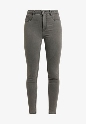 ONLFHI MAX LIFE BOX - Jeans Skinny Fit - grey denim