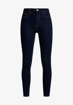 ONLFHI MAX LIFE BOX - Jeans Skinny Fit - dark blue denim