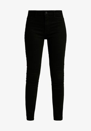 ONLFHI MAX LIFE BOX - Jeans Skinny Fit - black denim
