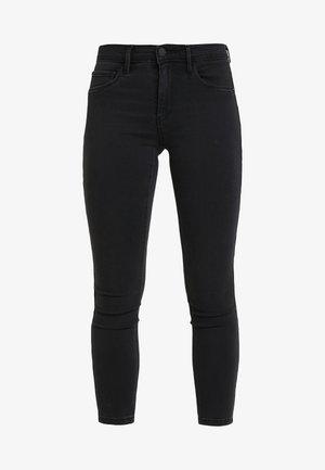 ONLRAIN ANIMAL PANEL CRY - Jeans Skinny Fit - grey denim