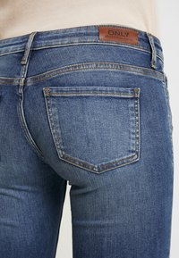 ONLY - Jeans Skinny Fit - medium blue denim - 5