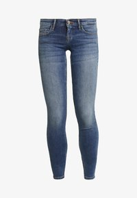 ONLY - Jeans Skinny Fit - medium blue denim - 4