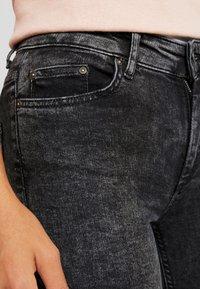 ONLY - ONLBLUSH MID ACID - Jeans Skinny Fit - black denim - 5