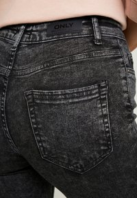 ONLY - ONLBLUSH MID ACID - Jeans Skinny Fit - black denim - 3