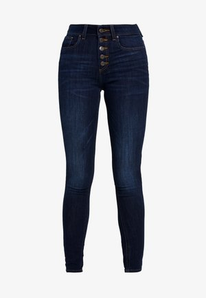 ONLHUSH  - Jeans Skinny Fit - dark blue denim