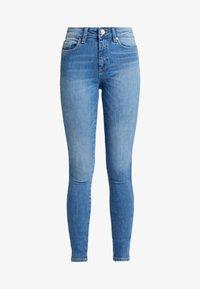 ONLY - ONLHUSH MID - Jeansy Skinny Fit - light blue denim - 4