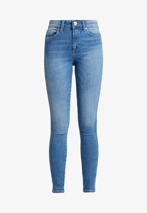 ONLHUSH MID - Jeans Skinny - light blue denim