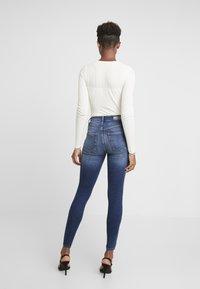ONLY - Jeans Skinny Fit - dark-blue denim - 2